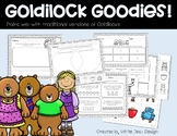 Goldilocks Goodies Math and  Literacy Activities