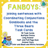 Goldilocks Join Sentences with Coordinating Conjunctions (