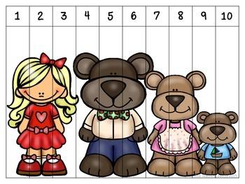 Goldilocks Learning Pack