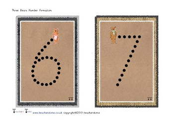 Goldilocks Number Formation