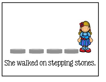 Goldilocks Obstacle Course - Book Activity Using Prepositions