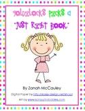 Goldilocks Picks a Just Right Book