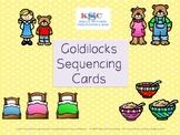 Goldilocks Retelling Sequence Cards