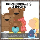 Goldilocks Sequencing, Retelling and Literacy Unit