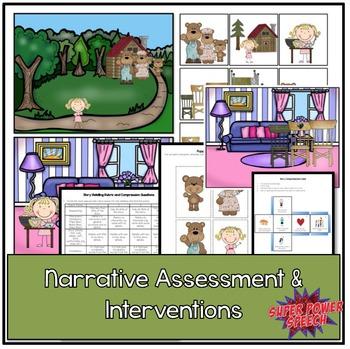 Goldilocks (Speech Dynamic Assessment and RTI Unit)