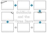 Goldilocks Story Sequencing