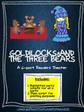 Goldilocks & The Three Bears Reader's Theater (6 parts)
