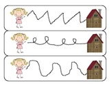 Goldilocks Tracing Mats