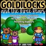 Goldilocks and The Three Bears  Activity Packet