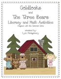 Goldilocks and The Three Bears Literacy and Math Activities