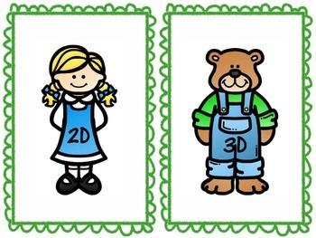Goldilocks and The Three Bears Math and Literacy Centers