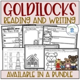Goldilocks and The Three Bears Mini Reading and Writing Ac