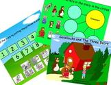 Goldilocks and The Three Bears Smart Board Activity