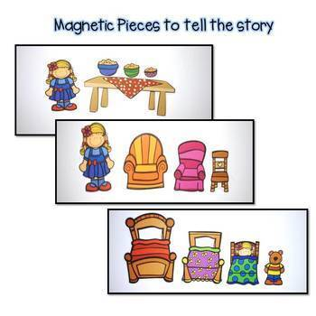 Classroom Management with Goldilocks and The Three Bears