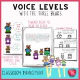 Classroom Rules based on Goldilocks and The Three Bears