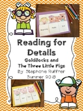 Goldilocks and The Three Little Pigs - Story Details