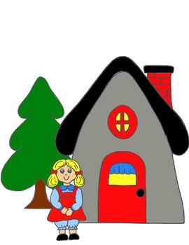 Goldilocks Storyboard K-1st (Common Core Aligned)