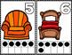 Goldilocks and the 3 Bears Ten Frame