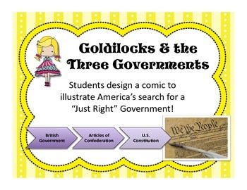 Goldilocks and the 3 Governments (America's Search for a J