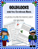 Goldilocks &The Christmas Elves Readers' Theater & Performance Christmas Script