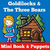 Goldilocks and the Three Bears   Fairy Tales Activities   Fairy Tales Unit