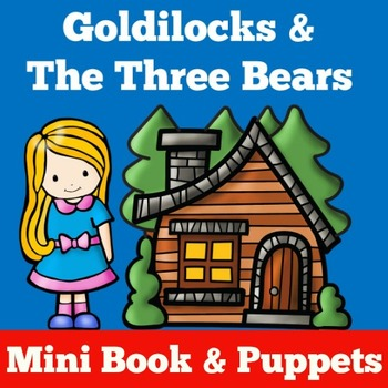 Goldilocks and the Three Bears | Fairy Tales Activities | Fairy Tales Unit
