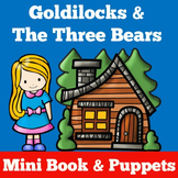 Goldilocks and the Three Bears   Preschool Kindergarten   Sequencing Activity