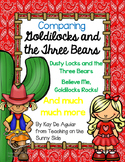 Comparing Goldilocks and the Three Bears