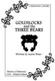 Goldilocks and the Three Bears - a Short Play