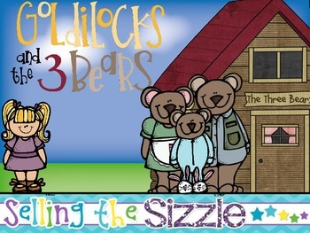Goldilocks and the Three Bears-A Differentiated & CCSS Ali