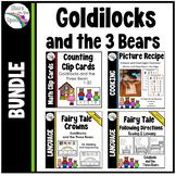 Goldilocks and the Three Bears Activity Bundle