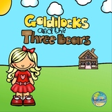 Goldilocks and the Three Bears BINGO Game