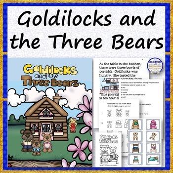 Goldilocks and the Three Bears Bundle