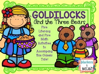 Goldilocks and the Three Bears: Classic Tales Mini Pack