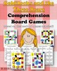 Goldilocks and the Three Bears Comprehension Board Games (Marshall Version)