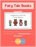 Goldilocks and the Three Bears - Fairy Tale Book