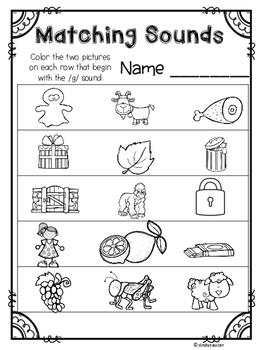 Goldilocks and the Three Bears, Kindergarten, Centers and Printables