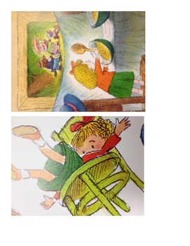 """""""Goldilocks and the Three Bears"""" Main Idea and Supporting Details"""