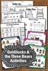 Goldilocks and the Three Bears Bundle of Activities Multi-