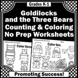 Number Words Worksheets, Kindergarten Math Coloring Pages