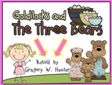 Goldilocks and the Three Bears ~ Mini Literacy Unit