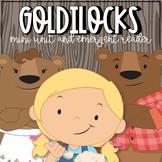 Goldilocks and the Three Bears Mini Set