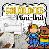 Goldilocks and the Three Bears Mini-Unit
