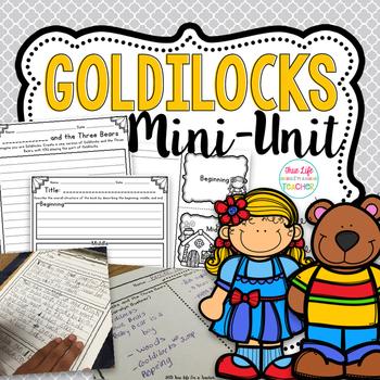 Goldilocks and the Three Bears Mini-Unit