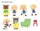 Goldilocks and the Three Bears Narrative Unit Activities - Speech and Language