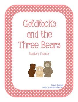 Goldilocks and the Three Bears Reader's Theater Script