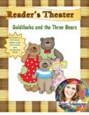 Goldilocks and the Three Bears Reader's Theater for Kindergarten