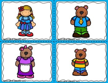 Goldilocks and the Three Bears: Retelling and So Much More!