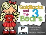 Goldilocks and the Three Bears Set {CCSS}
