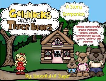 Goldilocks and the Three Bears Story Companion